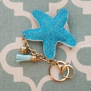 Accessories - Starfish Keychain